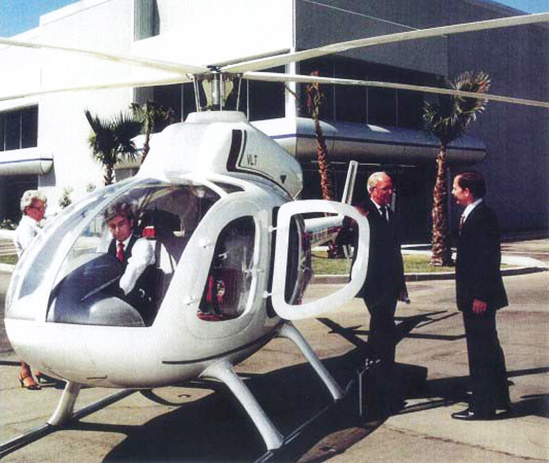 Private executive WindStar helicopter kit