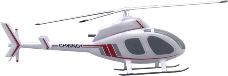 Rotorway WindStar 4 seat kit helicopter
