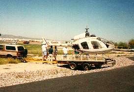 Rotorway-WindStar homebuilt helicopter
