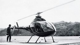 Rotorway executive elete kit helicopter history