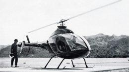 Rotorway executive elete kit helicopter history