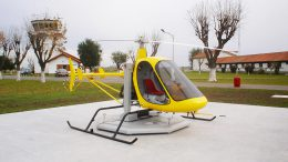 Safe helicopter pilot training SVH-3