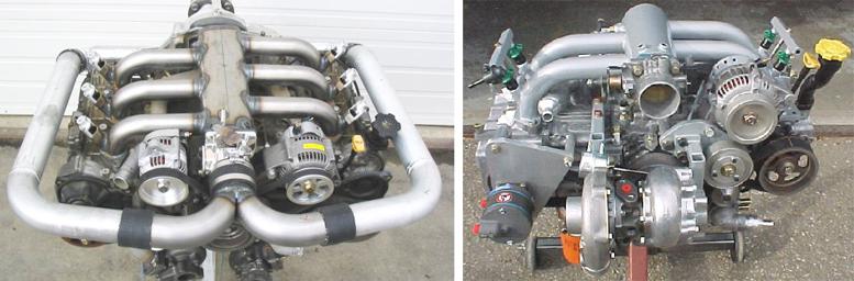 Subaru EG33 Subaru EJ22 helicopter engines