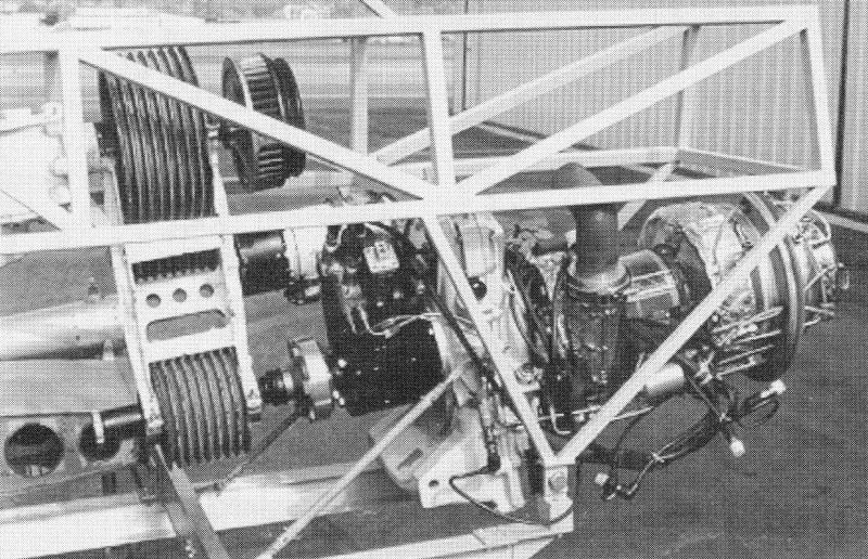 T62 Turbine