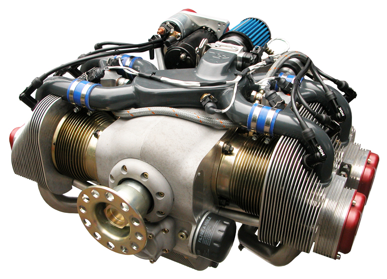 ULPower UL260i aircraft engine