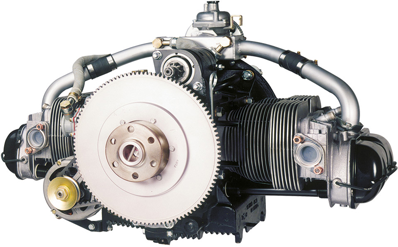 VW based aircraft engine