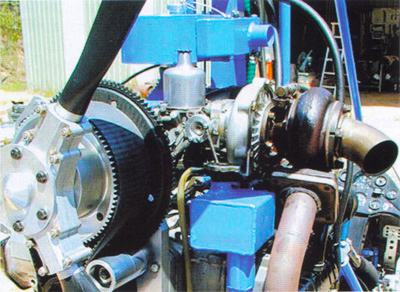 Two Strokes Or Four Strokes - Aircraft auto conversion engine