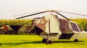 Cheetah MX 350 homebuilt helicopter