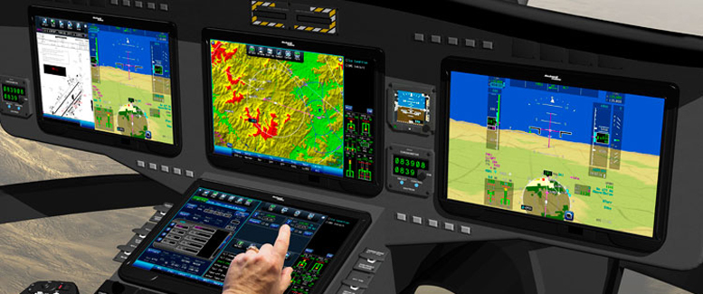 commercial helicopters flight navigation