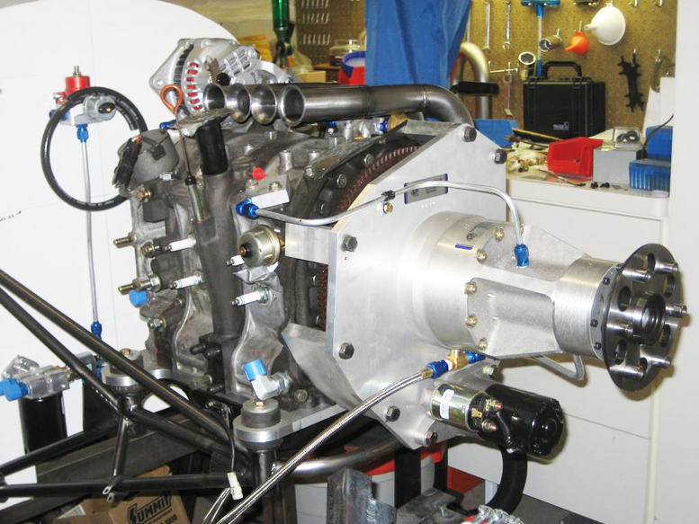 Cozy Mazda Rotary engine conversion