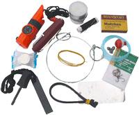 Emergency bush survival kit