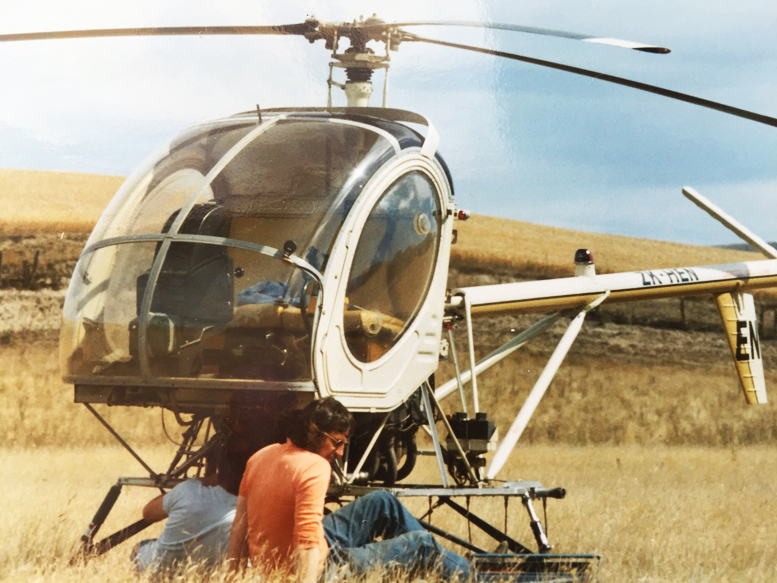 Helicopter modifications services