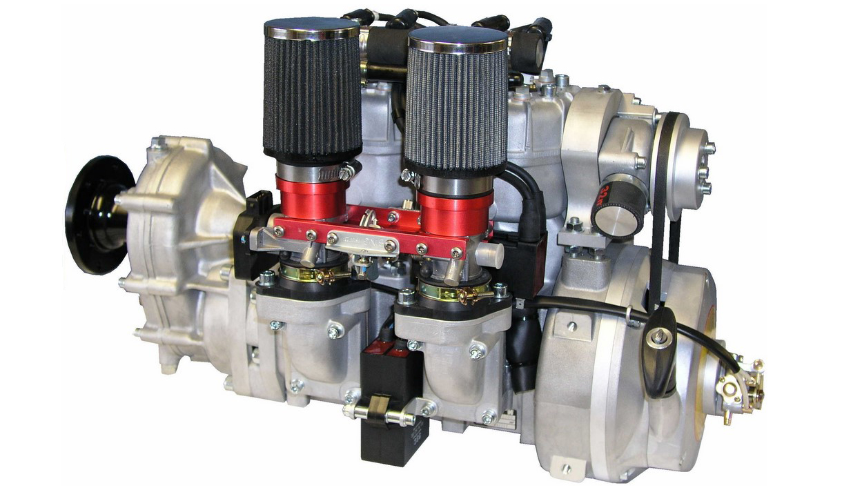 Two Stroke Helicopter Engine Options