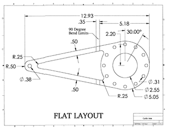 Homebuilt helicopter rotorhead plans
