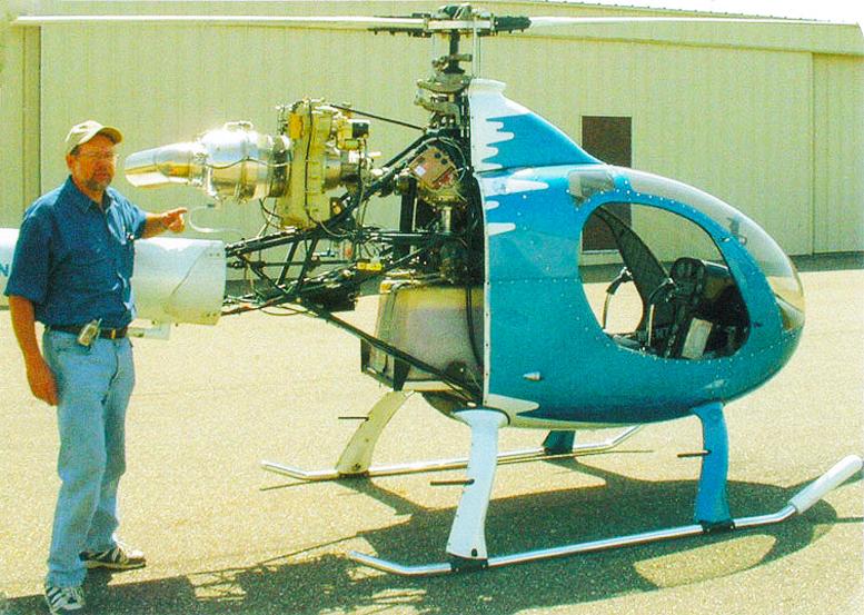 Orv Neising helicopter cfi