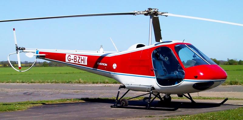 Enstrom F28A 100 mph cruise