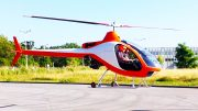 Experimental helicopters boom