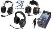 Flightcom headsets for sale online