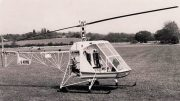 G-AYNS H2 B1 Airmaster Helicopter