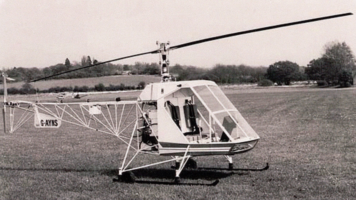 British Airmaster H2-B1 Helicopter