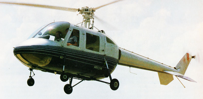 Hummingbird Four Seat Kit Helicopter