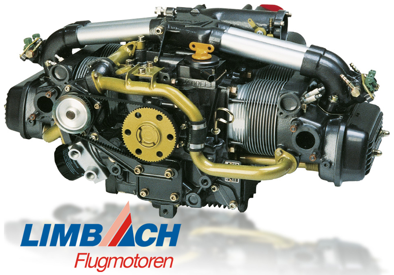 Horizontally Opposed Engines: Limbach aircraft engines