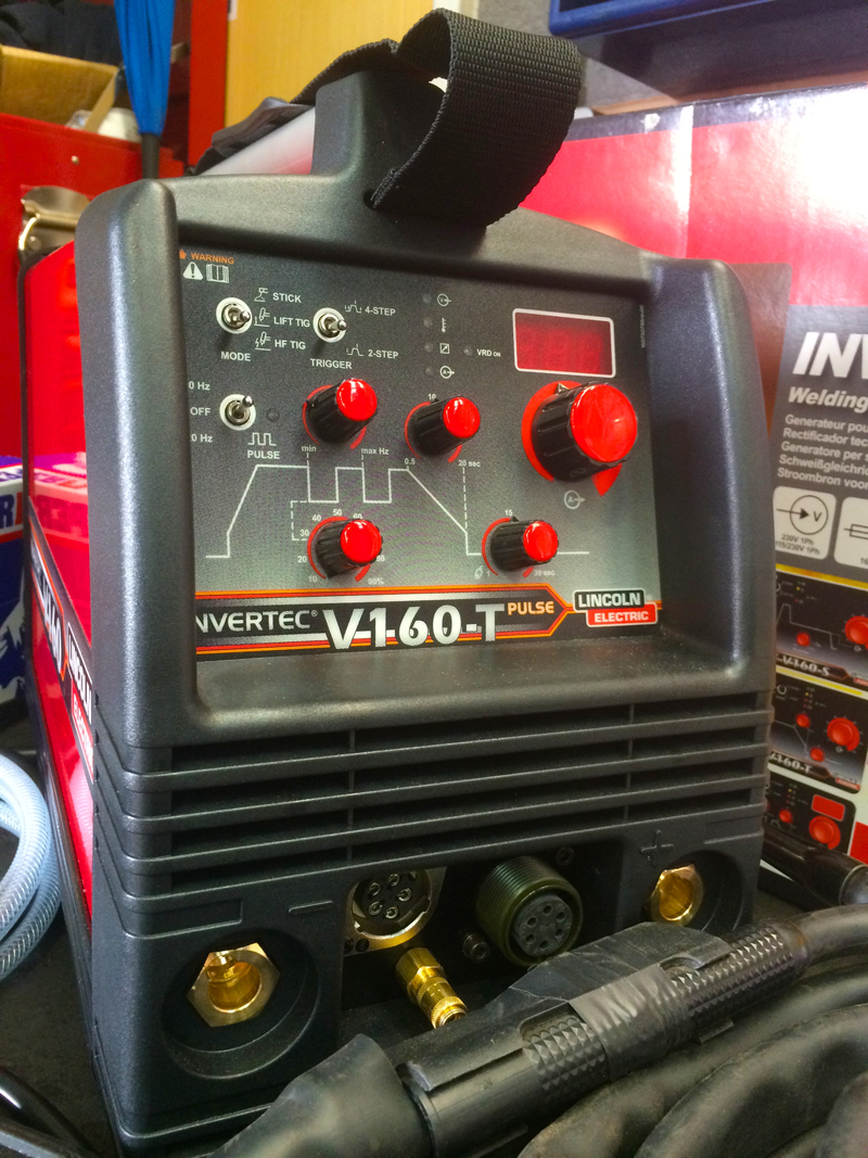 ac tools dc electric tig precision ready welder shop shipping lincoln welders pak free product