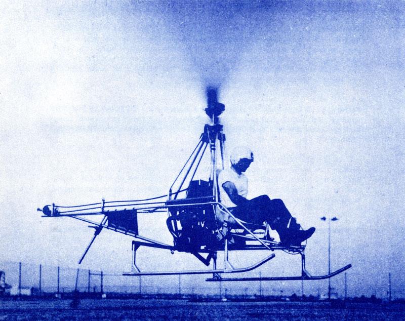 Polynova choppy helicopter