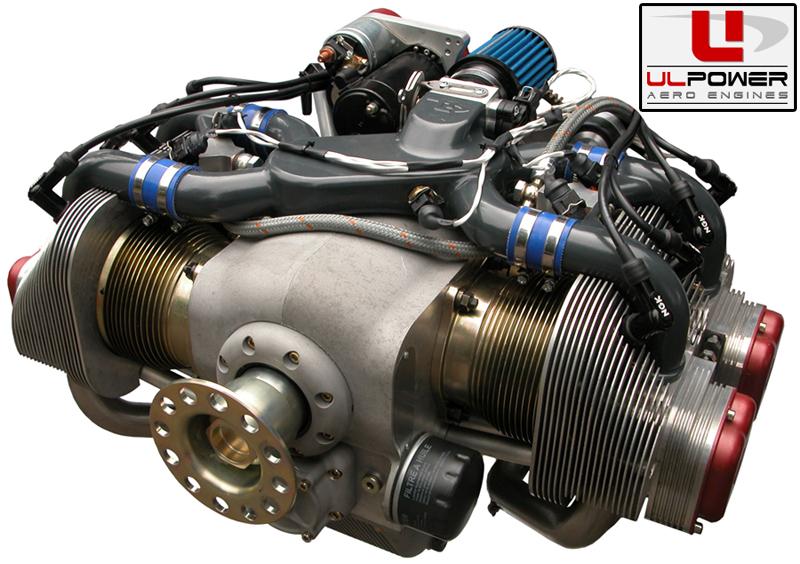 ULPower UL260i four stroke engine