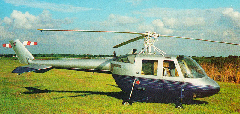 Vertical Aviation Technologies Kit Helicopter