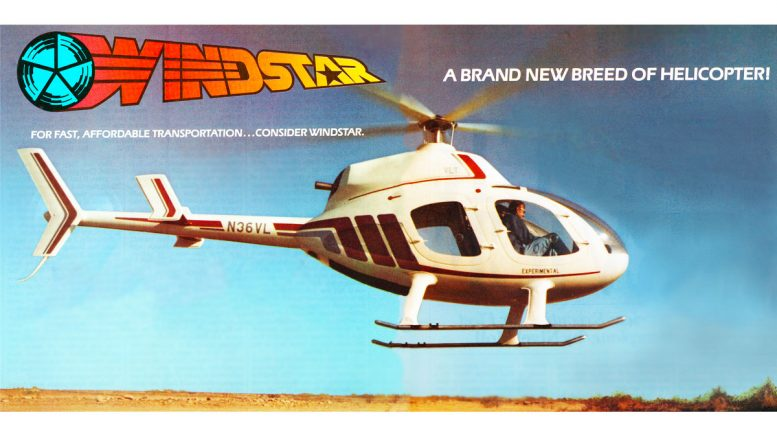 WINDSTAR helicopter