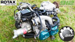 Discussing four stroke helicopter engines
