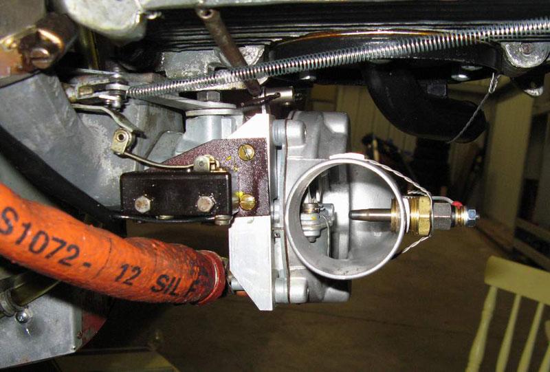 electric carburetor heat