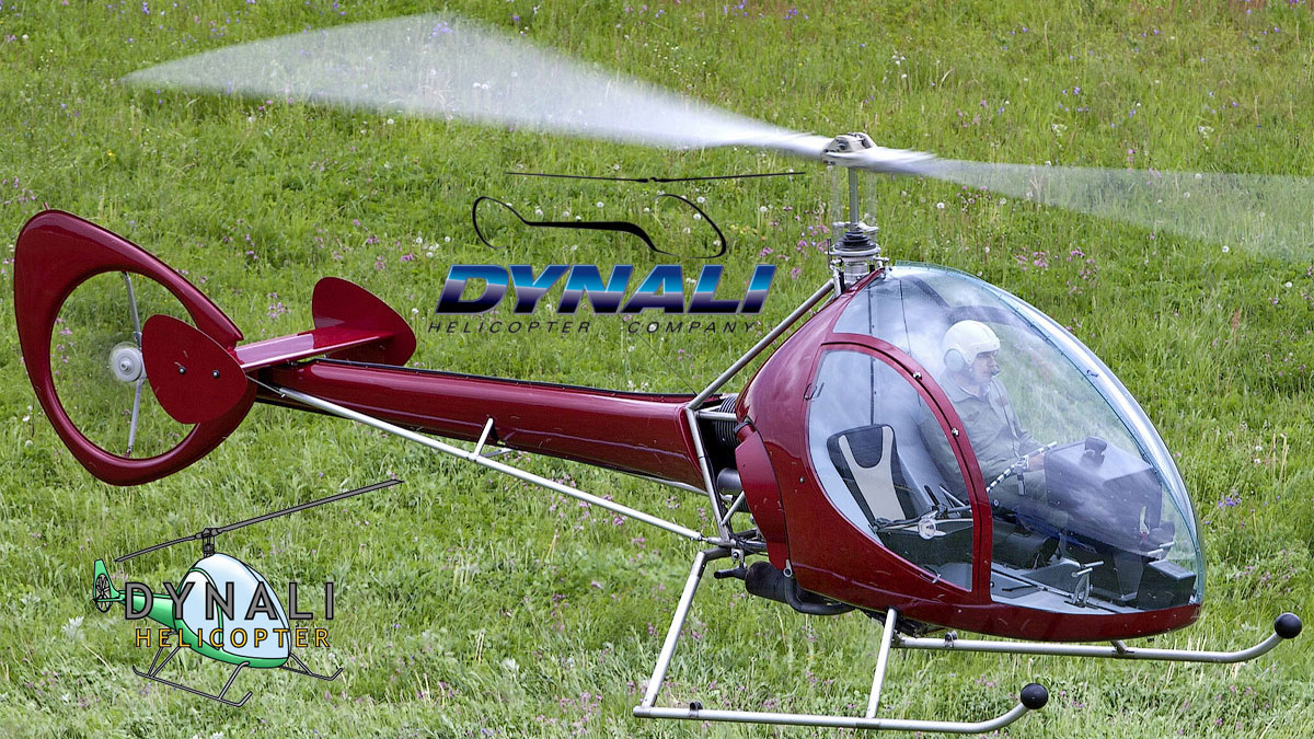 The Dynali H2 Light Helicopter