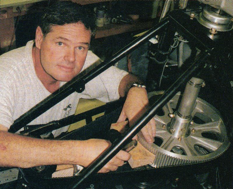 John Spurling Rotorway modifications