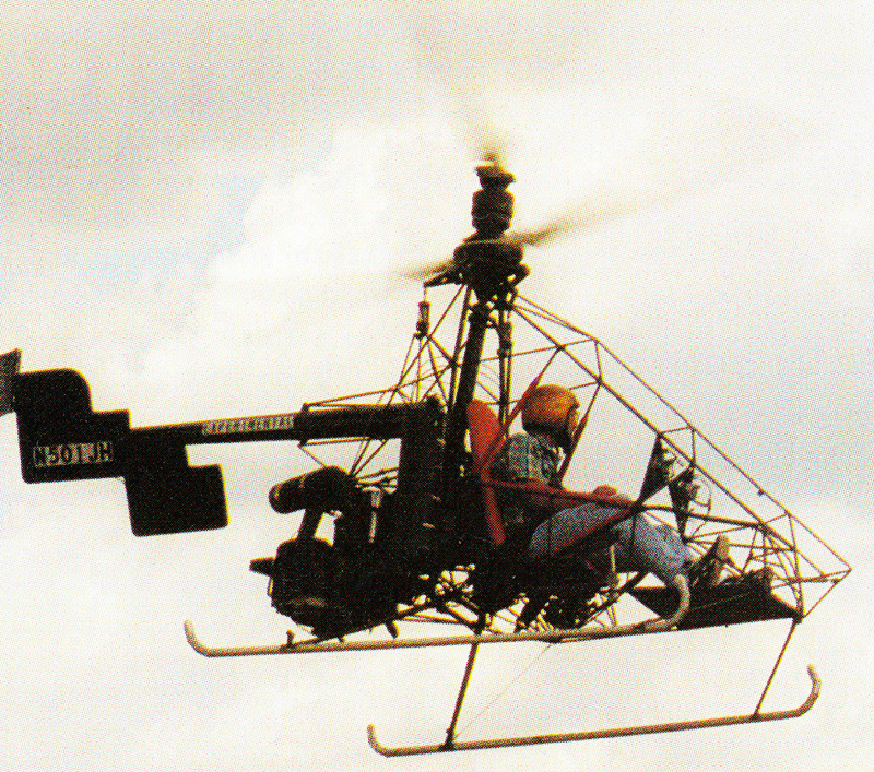 N501 JH Nolan coaxial helicopter