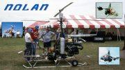 Nolan coaxial helicopter