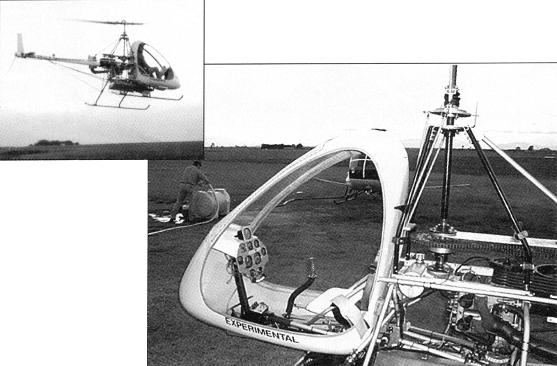 Skytwister NW helicopter plans