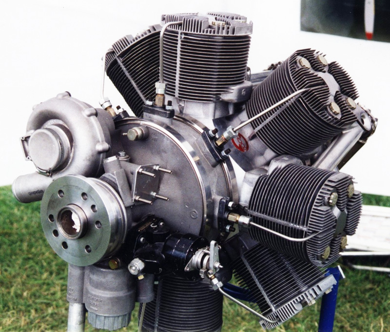 Zoche Diesel Aircraft Engine Design - Redback Aviation