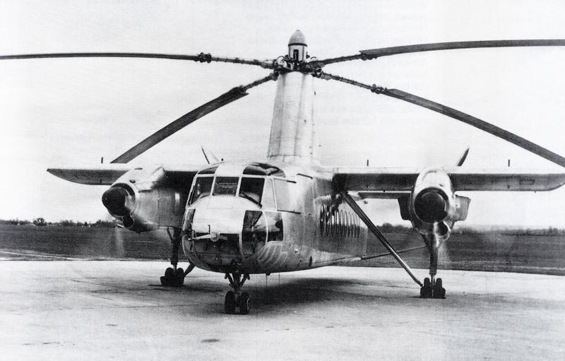 fairey rotordyne rotorcraft