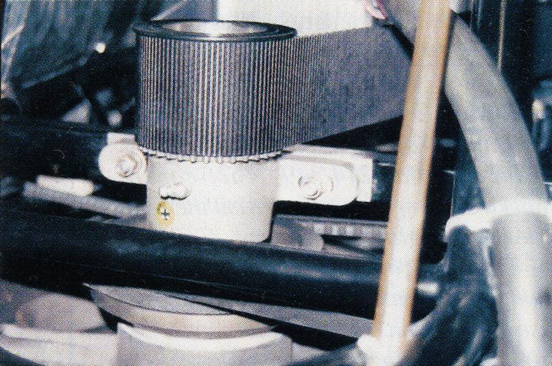 pro drive secondary shaft