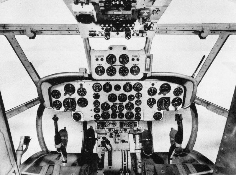 rotordyne cockpit