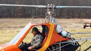 scorpion helicopter rotor system