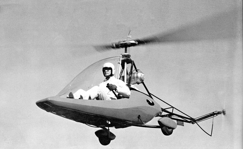 original photo bj schramm scorpion one helicopter kit