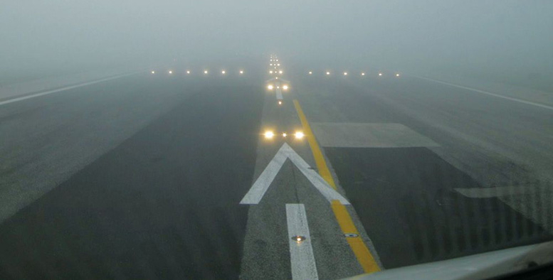IFR Runway takeoff