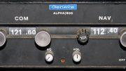 Radios Genave Apha600 airband