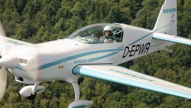 Siemens 260 kW electric aircraft