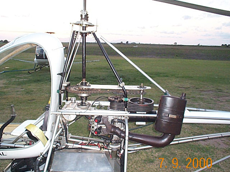 Skytwister NW helicopter