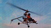 Ultralight mosquito air helicopter