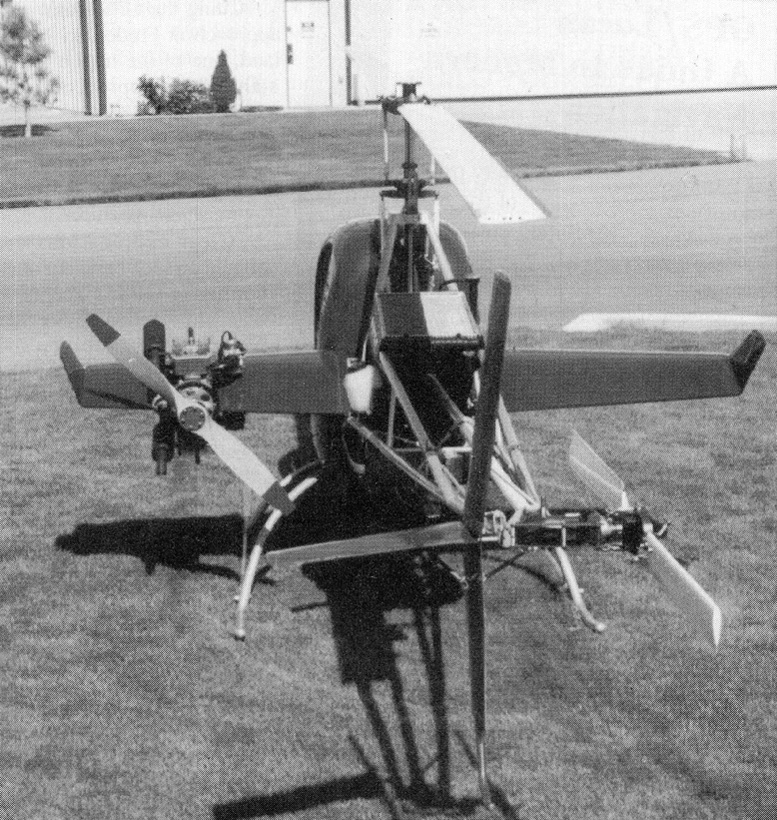 compound kit helicycle helicopter